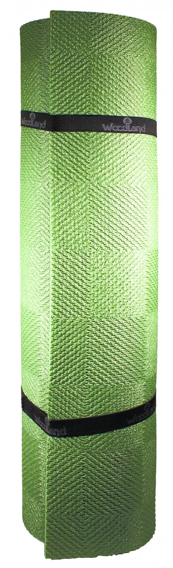 Коврик WoodLand Hunter Soft 10 (2000x800x10 мм, плотность Коврики туристические<br>Коврики Woodland, изготовлены из физически <br>вспененного пенополиэтилена высокого качества, <br>который проходит дополнительный ОТК ,так <br>как это эксклюзивная серия. Коврики Hunter <br>имеют размеры 200 * 70 см, что выгодно отличает <br>их от классических аналогов. Отличный вариант <br>для любителей. Классическая «десятка» с <br>увеличеннымиразмерами: 2000 x 700 x 10 мм. Имеет <br>плотность 33 кг/м?. Цвет: олива<br>