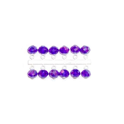 Подвес-Серьга Микро-Бис Крислалл Фиолет. Подвесы-приманки на крючок<br>Подвес-серьга МИКРО-БИС КРИСЛАЛЛ фиолет. <br>ирис 4.2мм К 12шт. диам. 4,2мм/матер. Стекло Микро-бис <br>Кристалл 3,8-4,2 мм.,– подвеска маятникового <br>типа в форме ограненного кристалла, предназначена <br>для использования совместно со средними <br>и крупными мормышками, отвесной блесной <br>или балансиром (до 9см). Использование подвески <br>Микро-бис оживляет игру приманки, создавая <br>в ней две и более части, имеющие разное (по <br>частоте и направлению) независимое движение, <br>привлекающее и мирную, и хищную рыбу. При <br>активной игре приманки, подвеска создает <br>шумовой эффект, особенно выраженный при <br>применении двух и более подвесок на одной <br>приманке. Грани кристалла создают эффект <br>бликов. Ассортимент цветов и легкая смена <br>одной подвески на другую, позволят рыболову <br>в процессе ловли подобрать именно ту комбинацию <br>подвесок и приманки, которая на данный момент <br>наиболее эффективна. Способ монтажа: отрезать <br>подвеску от кассеты и надеть на крючок приманки <br>за колечко, закрепив небольшим отрезанным <br>кусочком кембрика (из комплекта).<br><br>Сезон: зима