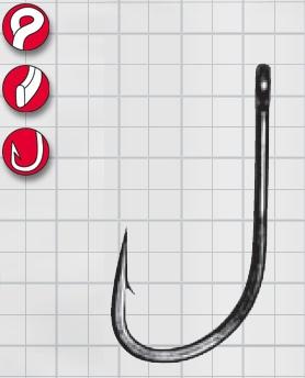 Крючок GAMAKATSU A1 G-Carp Specimen T/C №8 (10шт.)Одноподдевные<br>Серия «G-CARP A1 P.T.F.E. COATING» - крючки имеют тефлоновое <br>покрытие , что придало им явные преимущества <br>при реализации поклевок . Тефлоновое покрытие <br>значительно снижает усилие на проникновение <br>крючка в ткани ротового аппарата рыбы и <br>гарантирует очень высокую реализацию поклевок. <br>Универсальный карповый крючек с прямым <br>жалом, для общих условий рыбалки.<br>