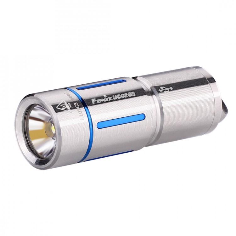 Фонарь Fenix UC02SS Авантмаркет фонарь fenix uc02ss gold