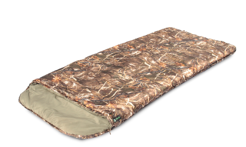 Спальный мешок PRIVAL Степной XL КМФ (90 см, файберпласт  300 гр/м2.) cпальный мешок prival степной