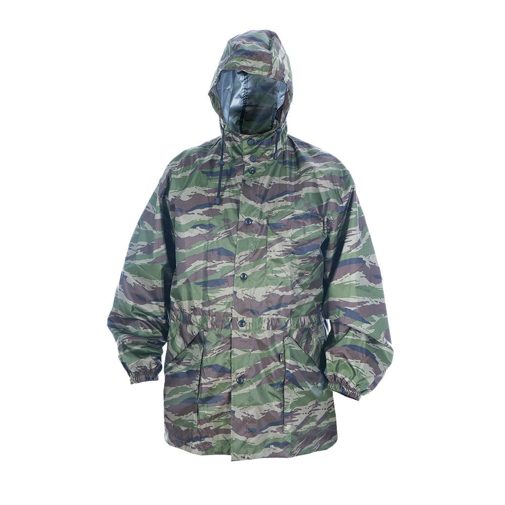 Штормовка ХСН (917-3) (Камыш, 58 - 60 / 188, 917-3)Куртки неутепленные<br>Отлично подойдет для защиты от непогоды. <br>Легкий вес и компактная упаковка позволит <br>взять ее с собой. Изготовлена из ткани с <br>водоотталкивающей полиамидной пропиткой. <br>Особенности: - свободный крой; - утягивающийся <br>капюшон; - застегивается на пуговицы; - эластичные <br>манжеты; - регулировка пояса.<br><br>Пол: мужской<br>Размер: 58 - 60 / 188<br>Сезон: лето<br>Цвет: зеленый<br>Материал: Taffeta (Тафета)