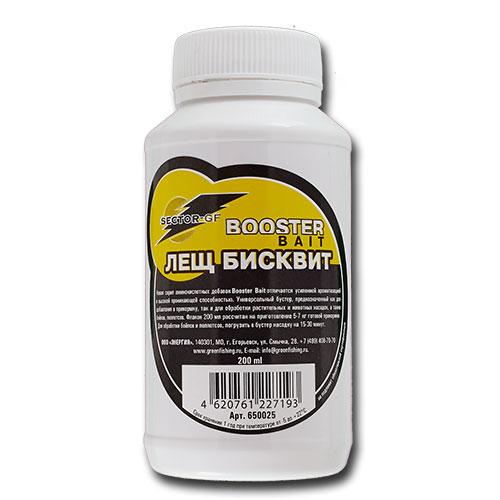 Добавка Аминокисл. Gf Booster Bait Лещ Бисквит 0.200Л 650025