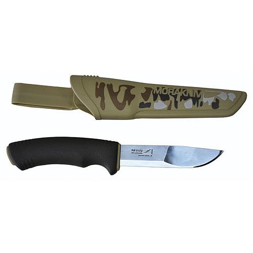 Morakniv Нож универсальный Bushcraft Desert Camo 11832