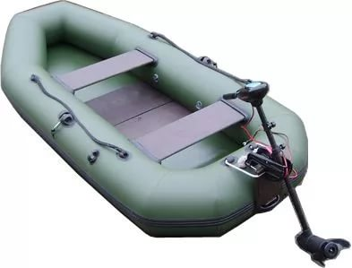 Лодка ПВХ Компакт-300Р гребная (С-Пб) (с транцем)Лодки гребные<br><br>