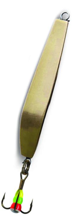 Блесна зимняя SWD DIJ 036 (38мм, вес 6,5г, 2 коронки Блесны<br>Зимняя вертикальная паянная блесна с 2-мя <br>коронками (с одной стороны никель, с другой <br>латунь). Предназначена для отвесного блеснения. <br>Длина 38мм, вес 6,5г. Оснащена тройником №10 <br>со светонакопительной каплей. Упакована <br>в блистер.<br>