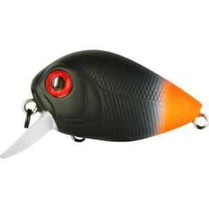 Воблер Tsuribito Fat Crank 37F, цвет №525 (арт. 28760)Воблеры<br>Плавающий пузатый воблер класса «CRANK» c <br>минимальным заглублением<br>