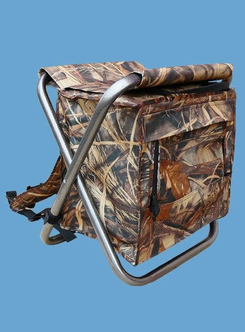 Стул-сумка (420 мм) ЗОНТ СТУ300-2А