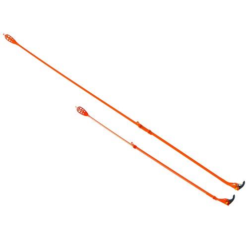 Сторожок Whisker Click Combi B 1,5/40См Тест 0,25-6,0ГСторожки<br>Сторожок WHISKER Click combi B 1,5/40см тест 0,25-6,0г Посадочный <br>диаметр коннектора 1,5мм/длина 40см/тест 0,25-6,0г <br>Регулируемый кивок, предназначенный для <br>ловли с глухой оснасткой на мормышку весом <br>0,25-1гр., на стоячей воде с глубиной 0,5-4 метра. <br>Регулировка рабочей длины кивка производится <br>в районе середины бланка, увеличивая грузоподъемность <br>кивка до 4 гр. В коннекторе и бланке кивка <br>имеются отверстия и колечки для пропуска <br>лески. Коннектор содержит эксцентричный <br>зажимной механизм с защёлкой, позволяющий <br>надежно зафиксировать кивок на хлысте удилища <br>без риска его поломки. Яркая окраска и ветроустойчивое <br>перо на конце кивка делают кивок замечательно <br>заметным на любом фоне. Рекомендуется применять <br>с самозажимным мотовилом «Whisker». Посадочный <br>диаметр коннектора 1,5 мм.<br><br>Сезон: лето