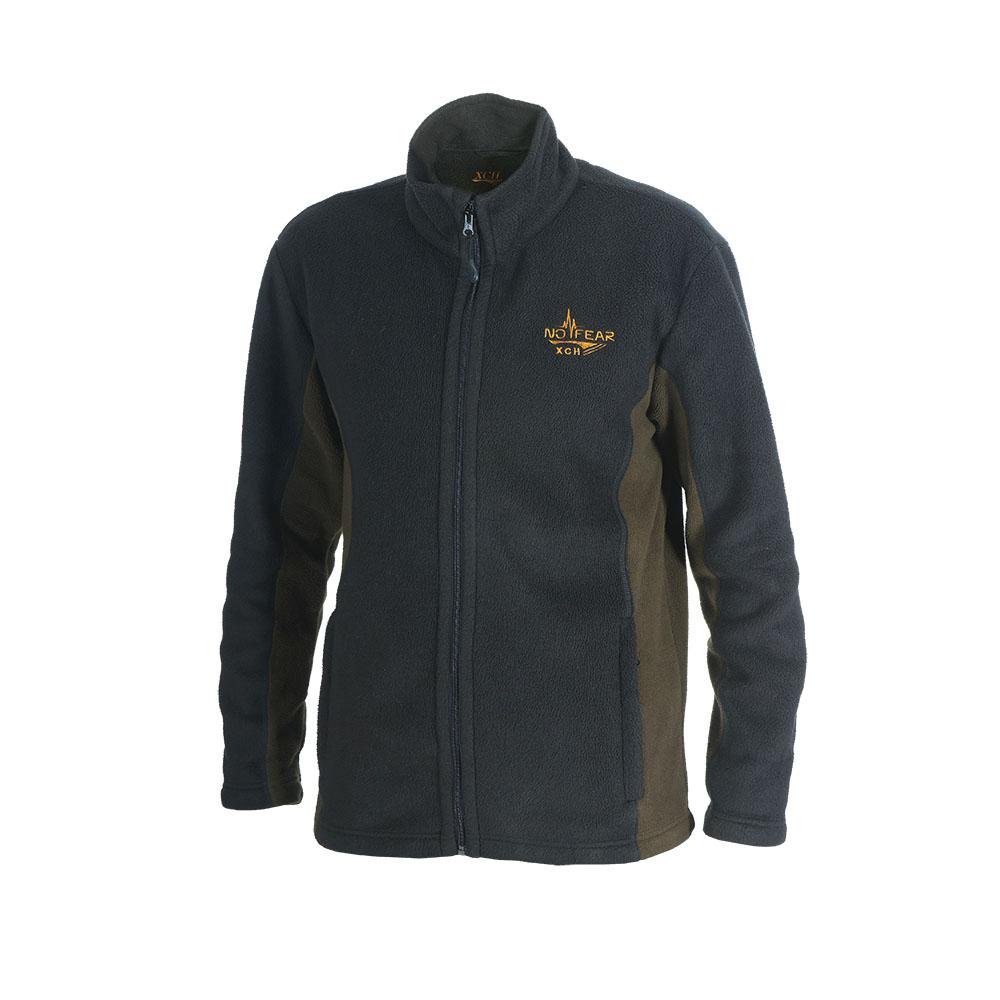 Куртка ХСН ACTIVE (771-6) (Хаки, 58 - 60 / 182, 771-6)Куртки флисовые<br>Куртка незаменима для пеших прогулок ранней <br>осенью и идеально подходит в качестве дополнительного <br>утеплителя. невероятно комфортный, с приятной <br>на ощупь структурой, долго сохраняющий <br>свой вид. Изготовлена из флиса, который <br>хорошо сохраняет тепло, быстро сохнет, не <br>требует специального ухода. Особенности: <br>- застегивается на молнию; - два боковых <br>кармана на молнии; - высокий воротник; - шнур <br>с зажимом для регулировки объема по низу <br>куртки.<br><br>Пол: мужской<br>Размер: 58 - 60 / 182<br>Сезон: демисезонный<br>Цвет: черный<br>Материал: флис