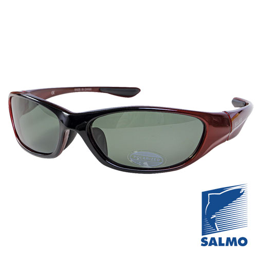 Очки Поляризационные Salmo 11Очки для активного отдыха<br>Очки поляризационные Salmo 11 толщ.линз.0,65мм/мат.опр.поликарбонат <br>Поляризационные очки предохраняют глаза <br>рыболова от инфракрасного излучения солнца. <br>Они снижают солнечные блики от воды, во <br>время рыбалки. Эти очки позволяют рыболову <br>смотреть «сквозь воду» и ловить рыбу целый <br>день против солнца. • Мягкий защитный чехол. <br>• Ярлык-тестер, для проверки качества поляризации.<br><br>Пол: унисекс<br>Сезон: все сезоны