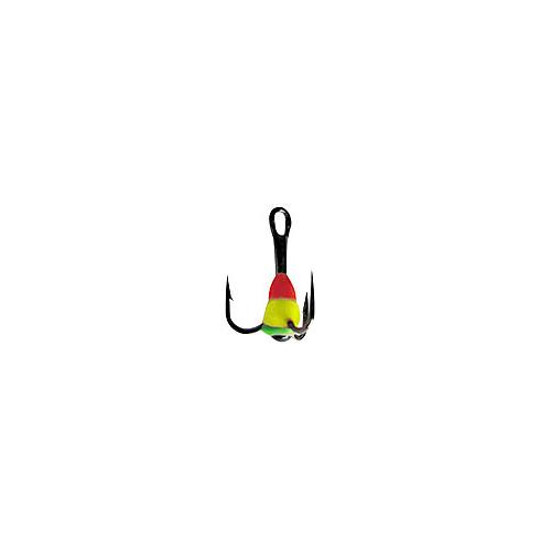 Крючок-Тройник Для Приманок Lucky John С Каплей Тройники для приманок, цепочки<br>Крючок-тройник для приманок Lucky John с каплей <br>цвет. разм.008/RYG разм.8 /расцв.RYG/кол.в уп.10 <br>Тройники VMC с пластиковой цветной каплей. <br>Используется для комплектации балансиров <br>и вертикальных блёсен.<br><br>Сезон: зима