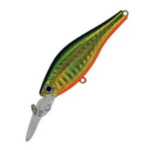Воблер Tsuribito Super Shad 75F цвет №036 (арт. 20229)Воблеры<br>Super Shad 75F - универсальная приманка для ловли <br>на средних глубинах.<br>