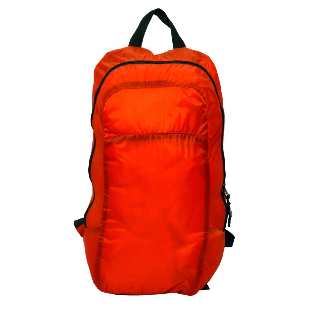 Рюкзак Карманный PRIVAL (оранжевый)Рюкзаки<br>Многофункциональный рюкзак «Карманный» <br>(Prival) - небольшой, практичный рюкзак разработан <br>в качестве запасного в различных ситуациях, <br>когда требуется разместить дополнительный <br>груз. Может быть использован как в городских <br>условиях, так и в путешествиях. Рюкзак легко <br>сворачивается в компактную сумку, которая <br>не займет много места в основном багаже. <br>В сумку вшита ременная стропа для удобства <br>переноски. Рюкзак выполнен из непромокаемой <br>ткани, имеет 1 внутренний карман для мелочей, <br>регулируемые лямки, ручку для переноски. <br>Характеристики Исполнение: Мягкий Лямок: <br>2 шт Тип: унисекс Высота: 43 см Ширина: 26 см <br>Толщина: 19 см Размер в сложенном виде: 15 <br>х 12 см Объём: 18 литров Грузоподъёмность: <br>до 30 кг Цвет: красный<br><br>Пол: унисекс