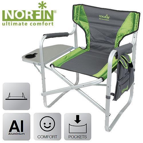 Кресло Складное Norfin Risor Nf Алюминиевое NF-20203