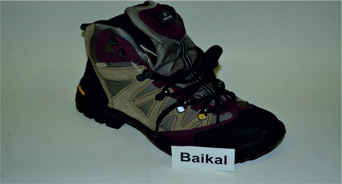 BAIKAL Треккинговые ботинкиБотинки для трекинга<br>BAIKAL Треккинговые ботинки<br><br>Пол: мужской<br>Размер: 39<br>Сезон: лето<br>Цвет: оливковый