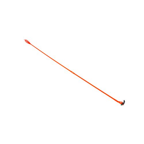 Сторожок Whisker Click Mono 2,0/35См Тест 0,3-1,3ГСторожки<br>Сторожок WHISKER Click mono 2,0/35см тест 0,3-1,3г Посадочный <br>диаметр коннектора 2мм/длина 35см/тест 0,3-1,3г <br>Нерегулируемый кивок, предназначенный <br>для ловли с глухой оснасткой на мормышку <br>весом 0,3-1,3г, на стоячей воде с глубиной 0,5-4 <br>метра. В коннекторе и бланке кивка имеются <br>специальные отверстия для пропуска лески. <br>Коннектор содержит эксцентричный зажимной <br>механизм с защёлкой, позволяющий надежно <br>зафиксировать кивок на хлысте удилища без <br>риска его поломки. Яркая окраска и ветроустойчивое <br>перо на конце кивка делают кивок замечательно <br>заметным на любом фоне. Рекомендуется применять <br>с самозажимным мотовилом «Whisker». Посадочный <br>диаметр коннектора 2 мм.<br><br>Сезон: лето