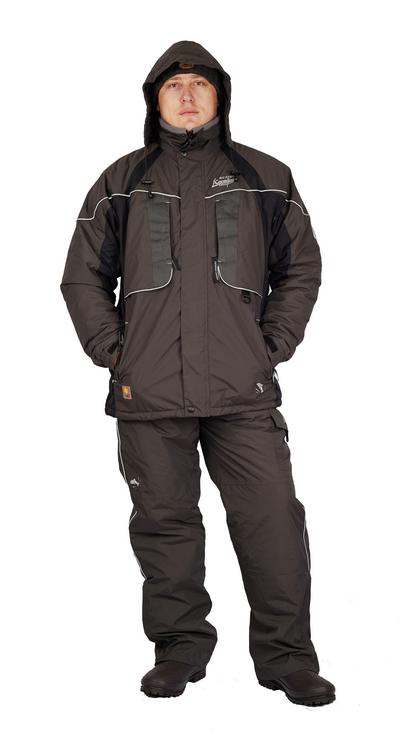 Комплект универсальный зимний BEAVER (куртка+брюки)Костюмы утепленные<br>Комплект универсальный зимний BEAVER (куртка+брюки)<br><br>Пол: мужской<br>Размер: XXL<br>Сезон: зима<br>Цвет: серый