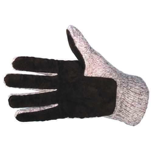 Перчатки Вязаные Salmo Thinsulate Р.lПерчатки<br>Перчатки вязаные Salmo THINSULATE р.L разм.L/мат.шерсть, <br>кожа/утепл.Thinsulate Вязаные шерстяные перчатки <br>с кожаными вставками<br><br>Сезон: зима<br>Цвет: серый