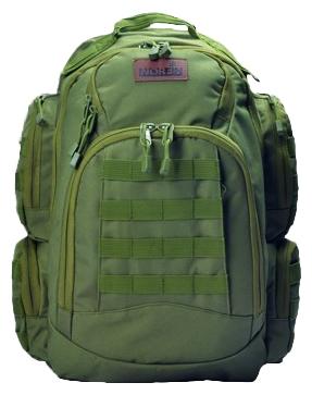 Рюкзак Norfin Tactic 45 NfРюкзаки<br>Рюкзак Norfin TACTIC 45 NF Материал 600D полиэстер/вес1,6кг/размер43х20х51/объем45л <br>Городской тактический рюкзак. Идеально <br>подойдет для недолгих командиовок. -Спинка <br>имеет три рабочие зоны с сеткой Air Mesh, хорошо <br>отводится избыточное тепло и влагу при <br>нагрузках, правильно распределяет вес рюкзака <br>по спине. -Анатомические регулируемые лямки. <br>Слой пены и сетки Air Mesh -Грудная стяжка -Большой <br>фронтальный карман на молнии с одним сетчатым <br>карманом на молнии и органайзером. -Боковой <br>карман на молнии на большом фронтальном <br>кармане. -Верхний карман для очков на молнии <br>с флисовой подкладкой. -Основной фронтальный <br>карман с органайзером и большим сетчатым <br>карманом на молнии. -Основное отделение <br>с большим сетчатым карманом на молнии и <br>большим тканевым карманом с верхним резиновым <br>фиксатором. -Выход под питьевую систему <br>-Два боковых верхних кармана на молнии. <br>-Два боковых нижних кармана на молнии. Материал <br>600D polyester Объем 45л<br><br>Пол: унисекс<br>Цвет: оливковый