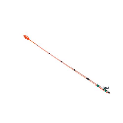 Сторожок Whisker Click M 2,0/30См Тест 1,0ГСторожки<br>Сторожок WHISKER Click M 2,0/30см тест 1,0г Посадочный <br>диаметр коннектора 2,0мм/длина 30см/тест 1,0г <br>Whisker M (30 см. / 1 + гр.) – регулируемый рессорный <br>кивок для ловли рыбы в условиях слабого <br>и среднего течения на мормышки от 1 до 1,6 <br>гр. Оптимален для глубин 1-4 метра. Регулировка <br>рабочей длины кивка производится в районе <br>коннектора, увеличивая грузоподъемность <br>кивка. Коннектор содержит эксцентричный <br>зажимной механизм с защёлкой, позволяющий <br>надежно зафиксировать кивок на хлысте удилища <br>без риска его поломки. Яркая окраска и ветроустойчивое <br>перо на конце кивка делают кивок замечательно <br>заметным на любом фоне. Рекомендуется применять <br>с самозажимным мотовилом «Whisker». Посадочный <br>диаметр коннектора 2 мм.<br><br>Сезон: лето