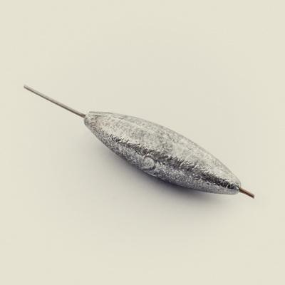 Груз Оливка быстросъемная  58гр. (10шт.)(SFish)Грузила<br>Конструкция груза позволяет производить <br>его быструю замену в процессе лова. Фиксация <br>с помощью кембриков.<br>