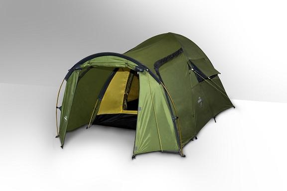 Палатка Canadian Camper CYCLONE 2 AL (цвет green) canadian camper cyclone 3 alu green