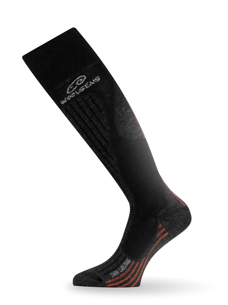 """Носки для зимних видов спорта Lasting SWH АвантмаркетНоски<br>SWH - Merino шерстяные носки из двухстороннего <br>плюша. Наиболее нагружаемые участки - подошва, <br>носки, """"ахиллесовы пятки"""" утолщены двойным <br>слоем материала, образующего амортизационный <br>слой против мозолей. Тонкий шов носка и <br>легкая стяжка края создают отличный комфорт <br>во время катания на лыжах. Высокая износостойкость <br>и отличные термоизоляционные свойства. <br>Сползанию носков препятствует конечная, <br>не стягивающая, средней высоты оторочка. <br>Участок, поддерживающий наклон вперед. <br>Пятка и носок утолщены серебряным волокном. <br>Особенности: - двухслойная кулирная вязкая <br>- двухслойная махровая вязка - циркуляция <br>воздуха и вологовидведення - защитная зона <br>- тонкий шов типа Россо - антибактериальные <br>Применение: треккинг, спорт Состав материала: <br>70% MERINO WOOL 15% POLYAMIDE 10% SILTEX - polypropylene 5% LYCRA - elastan <br>Температурный режим: -35°C / +5 °C Таблица размеров <br>носков Lasting Размеры XXS XS S M L XL cm 16-18 19-21 22-24 <br>25-27 28-30 31-33 EU 24-28 29-33 34-37 38-41 42-45 46-49 US 7-9 10-1 2-4 <br>5-7 8-10.5 11-13<br><br>Материал: {шерсть,комбинированный}"""