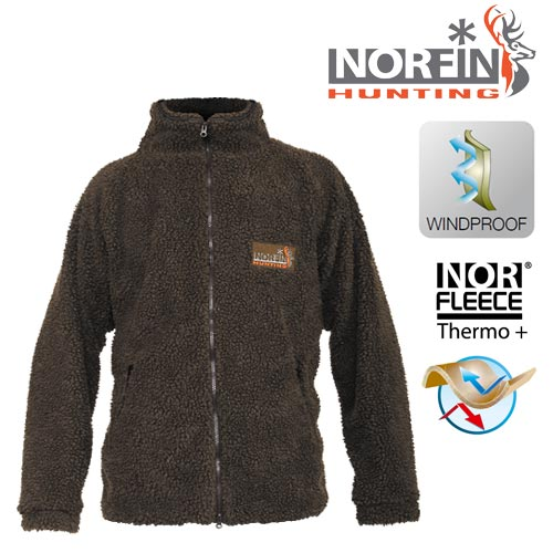 Куртка Флисовая Norfin Hunting Bear (L, 722003-L)