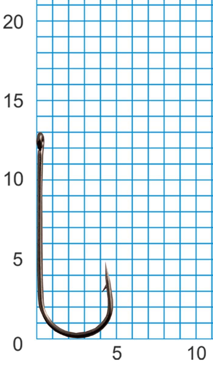 Крючок SWD SCORPION ROUND №12BLN W/R (10шт.)Одноподдевные<br>Бюджетный классический одинарный крючок <br>с колечком. Технологии производства: - для <br>производства крючков используется высококачественная <br>углеродистая легированная проволока; - <br>применяются новейшие технологии термообработки; <br>- стойкое антикоррозийное покрытие; - электрохимическая <br>заточка жала. Размер крючка - №12 Цвет - черный <br>никель Количество в упаковке - 10шт.<br>