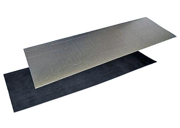 Коврик YURIM тур. 7108 (2000х730х10мм, рулонный) фольгаКоврики туристические<br>Специально для тех, кому нужен коврик потеплее, <br>но кто не готов переплачивать, мы предлагаем <br>коврик с металлизированным покрытием. Металлизированное <br>покрытие позволяет значительно увеличить <br>термоизоляционные свойства коврика, но <br>при этом цена коврика остается очень привлекательной. <br>Размет 2000х730х10мм<br>
