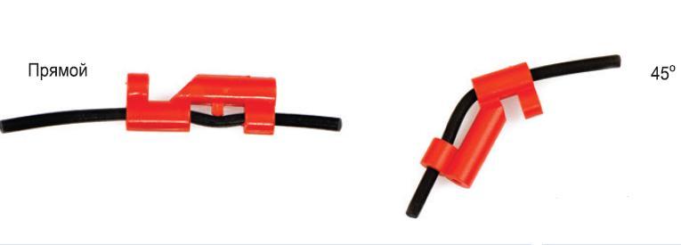 Сторожок ниппельный Финский (25шт.) (Пирс)Сторожки<br>Представляет собой ниппель, оснащенный <br>современной арматурой. Грузоподъемность <br>(г) 0,75-6,5 диаметр (мм) 2 длина (мм) 90<br>