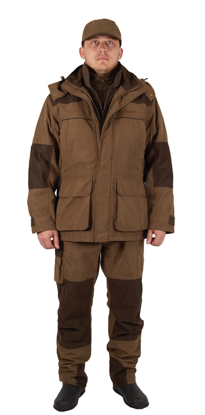 Костюм охотничий демисезонный MIRRO (куртка+брюки) Костюмы утепленные<br>Костюм охотничий демисезонный MIRRO (куртка+брюки)<br><br>Пол: мужской<br>Размер: XXXL<br>Сезон: демисезонный<br>Цвет: оливковый