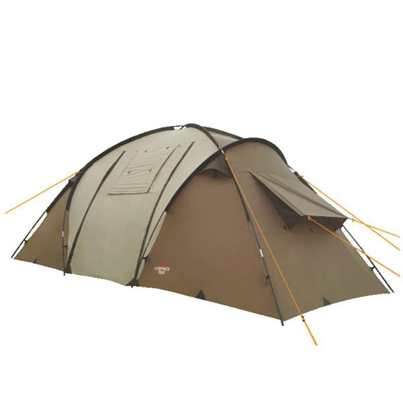 Палатка кемпинговая CAMPACK-TENT Travel Voyager 6 палатка трехместная campack tent breeze explorer 3