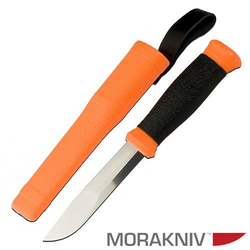 Нож универсальный 2000 оранжевый
