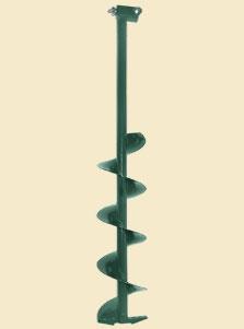 Шнек к ЛР-130 (130мм)Ледобуры ручные<br>Шнек ледобура ЛР-130. Шнек классический для <br>ледобура диаметром 130 мм. Подходит к любому <br>ледобуру производства ЗАО ТОНАР плюс. <br>В комплект поставки шнека входит комплект <br>ножей, защитный футляр для ножей, тканевый <br>чехол и ключ-отвертка.<br>