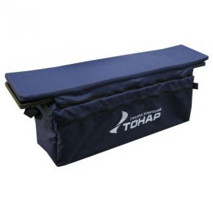 Сумка под сиденье для лодок 82см синяя (Тонар)Ремкомплекты и принадлежности<br><br>