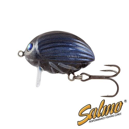 Воблер Плавающий Salmo Lilbug F 03/dbeВоблеры<br>Воблер плав. Salmo LILBUG F 03/DBE пласт./расцв.DBE/дл.30мм/спиннинг <br>Вид приманки – крэнкбейт В ассортименте <br>Salmo с – 2014 Предлагаемый размер (см) – 2 и <br>3 Предлагаемые типы – F Предлагаемое количество <br>расцветок – 5 Рекомендуемый метод ловли <br>– СПИННИНГ Рекомендуется для ловли – голавля, <br>язя, жереха, форели, окуня Lil Bug - это поверхностный <br>воблер, так называемый трассер. Как видно <br>из названия, он привлекает рыбу, оставляя <br>на поверхности воды хорошо заметный след. <br>Это позволяет хищнику заметить приманку <br>даже в мутной воде. Внутри тела приманки <br>(3-х сантиметровой версии) установлена специальная <br>система дальнего заброса SALMO INFINITY CAST SYSTEM <br>(SICS), которая позволяет забрасывать его <br>на большое расстояние, давая рыболову возможность <br>дотянуться до самых удалённых участков <br>водоёма. Lil Bug оснащён невероятно острыми <br>и прочными тройниками, разработанными в <br>Японии. Этот воблер прежде всего ориентирован <br>на ловлю голавля, язя и жереха, однако также <br>может с успехом применяться для других <br>хищ<br><br>Сезон: лето