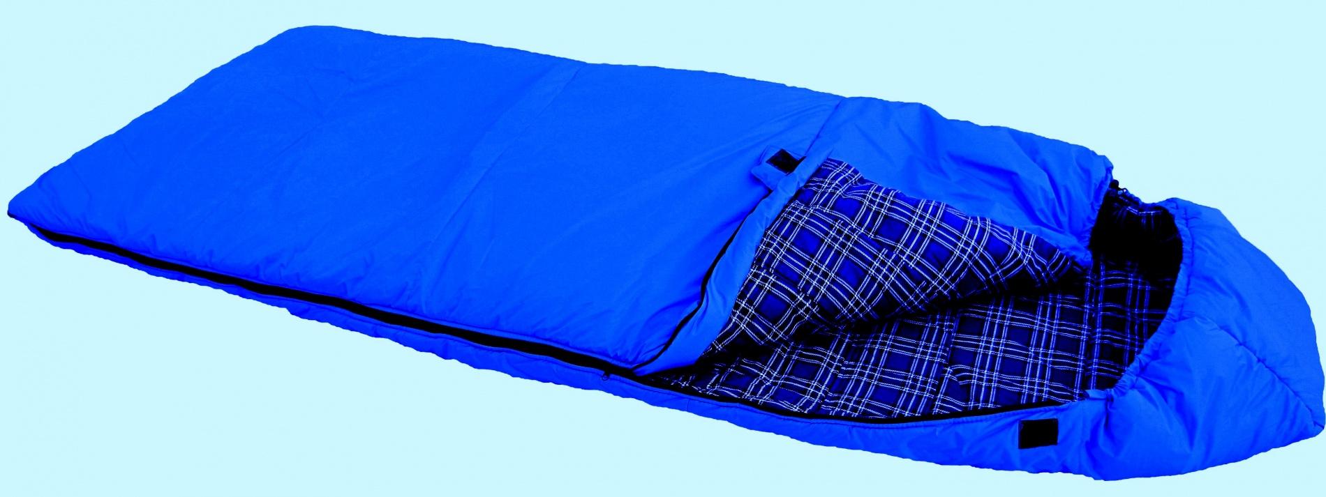 Мешок спальный Тау-5 XXLСпальники<br>Спальный мешок типа Одеяло с капюшоном <br>Двухязычковая молния позволяет полностью <br>раскрыть мешок. Капюшон позволяет полностью <br>укрыть голову от внешних воздействий окружающей <br>среды. Утеплитель: синтетический Bio-tex 500 <br>гр/м2 Высококачественный утеплитель bio-tex <br>из полого сильно извитого силиконизированного <br>волокна, 100% полиэстр. Спиральная форма волокна <br>и силикон позволяет сохранять свою форму <br>и легко восстанавливать ее после сжатия <br>и стирки. Уникальная структура термофиксированного <br>нетканного утеплителя bio-tex обеспечивают <br>высокие потребительские качества. Надежно <br>сохраняет тепло, не впитывает влагу. Прекрасно <br>поддерживает микроклимат человека, пропускает <br>воздух. Не вызывает аллергии, не впитывает <br>запахи, идеален для людей, страдающих бронхиальной <br>астмой. Изделия с утеплителем bio-tex легко <br>стираются в теплой воде и быстро сохнут <br>при комнатной температуре. Ткань верха: <br>Dewspo. Ткань подклада: Фланель Температура <br>комфорт/экстрим: -10/-25<br><br>Сезон: зима
