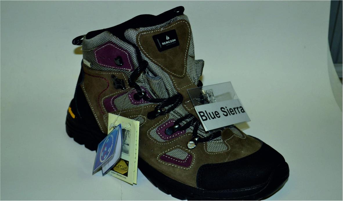 BLUE SIERRA Треккинговые ботинки (TAUPE, 45)Ботинки для трекинга<br>BLUE SIERRA Треккинговые ботинки<br><br>Размер: 45