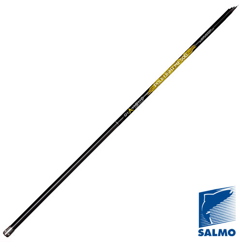 Удилище Поплавочное Без Колец Salmo Diamond Pole Удилища поплавочные<br>Удилище попл. без кол. Salmo Diamond POLE LIGHT MF 7.01 <br>дл7.00м/тест 3-15г/строй MF/405г/7секц./дл.тр.128см <br>Высококачественное телескопическое удилище <br>быстрого строя средней жесткости. Изготовлено <br>из графита IM7 (производство Корея). Диаметр <br>хлыста под коннектор 1,00 мм. • Материал бланка <br>удилища – углеволокно IM7 • Строй бланка <br>быстрый • Конструкция телескопическая <br>• Рукоятка с противоскользящим покрытием<br><br>Сезон: лето