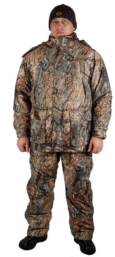 Комплект охотничий зимний KENORA 2 (куртка+внутренняя Костюмы утепленные<br>Комплект охотничий зимний KENORA 2 (куртка+внутренняя <br>куртка+брюки) 3 в1<br><br>Пол: мужской<br>Размер: XXXL<br>Сезон: зима<br>Цвет: бежевый