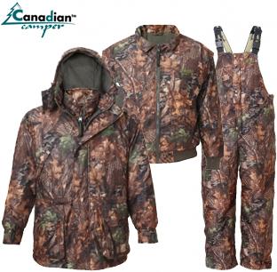 Комплект охотничий зимний KENORA (куртка+брюки)Костюмы утепленные<br>Комплект охотничий зимний KENORA (куртка+брюки)<br><br>Пол: мужской<br>Размер: XXL<br>Сезон: зима<br>Цвет: коричневый