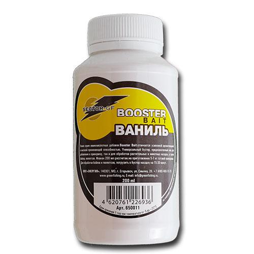 Добавка Аминокисл. Gf Booster Bait Ваниль 0.200Л 650011