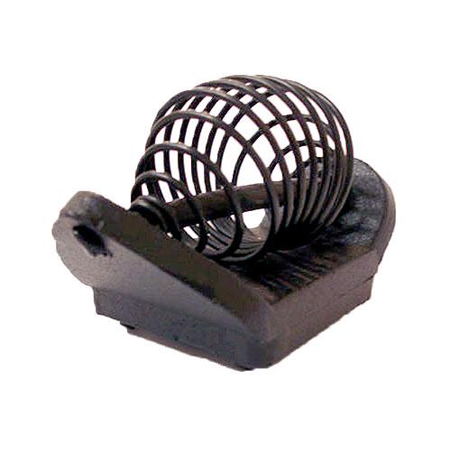 Кормушка Каркасная Всплывающая Окрашенная Кормушки, груза, монтажи донные<br>Кормушка каркасная всплывающая окрашенная <br>110г 110г/кормушка из пруж. стали, стойкой к <br>любой деформ./полимер. покр. Изготовлены <br>из качественной пружинной стали. Идеально <br>возвращает прежнюю форму после любой деформации, <br>увеличенное число витков. При подматывании <br>снасти движется вверх. Полимерное покрытие <br>- шагрень. Идеально подходит для ловли на <br>течении и на коряжистом дне.<br><br>Сезон: Летний