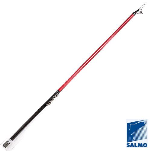 Удилище Попловочное С Кольцами Salmo Diamond Удилища поплавочные<br>Удилище попл. с кол. Salmo Diamond BOLOGNESE M 6.00 дл.6.00м/тест <br>3-20г/466г/6секц. Высококачественное легкое <br>удилище средней мощности с средне-быстрым <br>строем, изготовленное из графита IM7. Удилище <br>укомплектовано облегченными кольцами с <br>высококачественными вставками SIC и надежным <br>катушкодержателем. Верхнее колено имеет <br>дополнительное разгрузочное кольцо. Материал <br>бланка удилища – углеволокно (IM7) Строй <br>бланка средний Конструкция телескопическая <br>Кольца пропускные: - облегченные - со вставками <br>SIC Рукоятка с противоскользящим покрытием <br>Катушкодержатель быстродействующего типа <br>CLIP UP<br><br>Сезон: Летний
