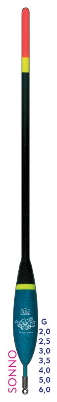 Поплавок BALSAX Sonno 2,5гр (5шт) (бальза)Поплавки<br>SONNO - матчевый поплавок для скользящей оснастки. <br>Предназначен для ловли на матчевую удочку.<br>