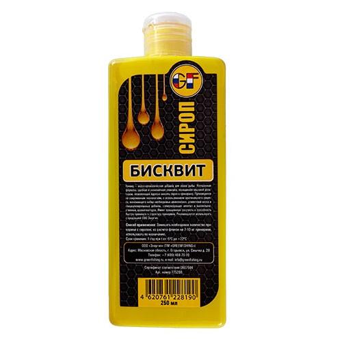 Ароматизатор Gf Liquid Бисквит 0.250 775208