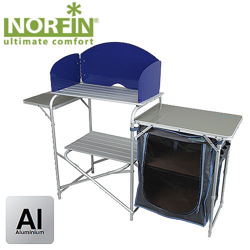 Стол-Кухня Складной Norfin Kvenna Nfl NFL-20403