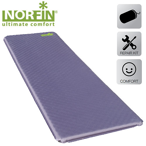 NORFIN Коврик Самонадувающийся Atlantic Comfort NF-30303
